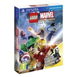 LEGO Marvel Super Heroes Playset Edition Playstation Vita