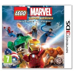 LEGO Marvel Super Heroes Universe in Peril 3DS