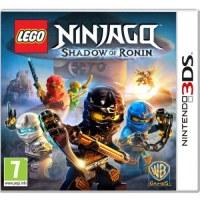 LEGO Ninjago Shadow of Ronin 3DS