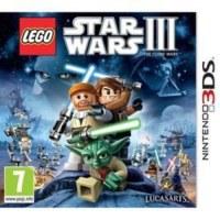 LEGO Star Wars III The Clone Wars 3DS