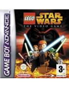 LEGO Star Wars The Video Game Gameboy Advance