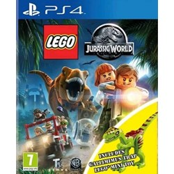Lego Jurassic World Inc...