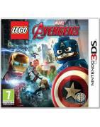 Lego: Marvel Avengers 3DS