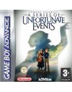 Lemony Snickets A Series of Unfortunate Events Gameboy Advance