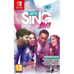 Lets Sing 2018 with 1 Mic.