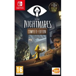 Little Nightmares Complete...