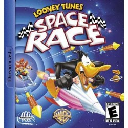 Looney Tunes: Space Race Dreamcast