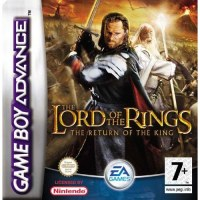 Lord of the Rings: Return of the King Gameboy Advance