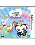 Luv Me Buddies Wonderland 3DS