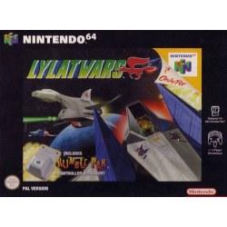 Lylat Wars and Rumble Pak