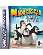 Madagascar Operation Penguin Gameboy Advance