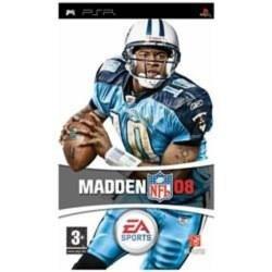 Madden NFL 08 PSP