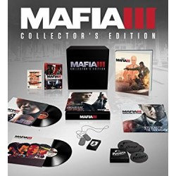 Mafia III Collectors Edition