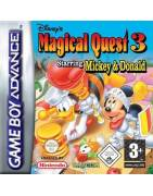 Magical Quest 3 with Mickey & Donald Gameboy Advance