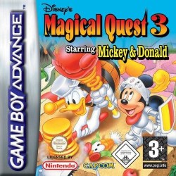 Magical Quest 3 with Mickey...