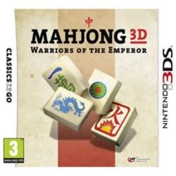 Mahjong 3DS: Warriors of...