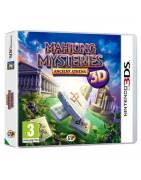 Mahjong Mysteries: Ancient Athena 3DS