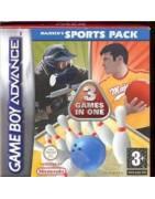Majescos Sports Pack Gameboy Advance