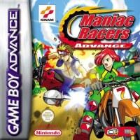 Maniac Racers Advance Gameboy Advance
