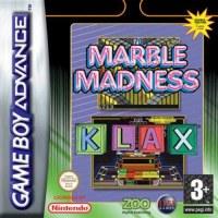Marble Madness & Klax Gameboy Advance