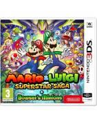 Mario & Luigi Superstar Saga + Bowsers Minions 3DS