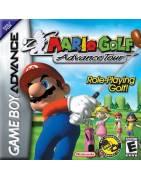 Mario Golf Advance Tour Gameboy Advance