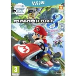 Mario Kart 8 Independents Exclusive with Keyring. Wii U