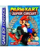 Mario Kart: Super Circuit Gameboy Advance