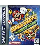 Mario Party Gameboy Advance