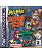 Mario vs Donkey Kong Gameboy Advance