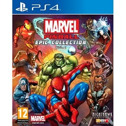 Marvel Pinball Epic...