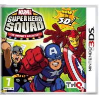 Marvel Super Hero Squad The Infinity Gauntlet 2 3DS