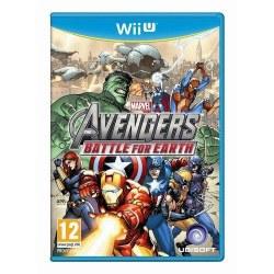 Marvel The Avengers Battle for Earth Wii U