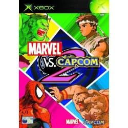 Marvel vs Capcom 2 Xbox Original