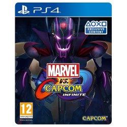 Marvel Vs Capcom Infinite...