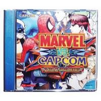 Marvel vs Capcom Clash of Super Heroes Dreamcast