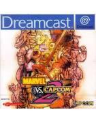 Marvel Vs. Capcom 2 Dreamcast