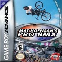 Mat Hoffman's Pro BMX Gameboy Advance