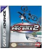 Mat Hoffman's Pro BMX 2 Gameboy Advance