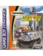 Matchbox Cross Town Heroes Gameboy Advance