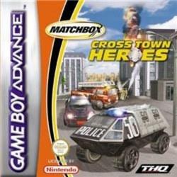 Matchbox Cross Town Heroes