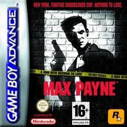Max Payne Gameboy Advance
