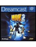 MDK 2 Dreamcast
