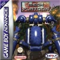 Mech Platoon Gameboy Advance
