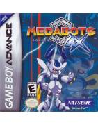 Medabots Ax Metabee Version Red Gameboy Advance