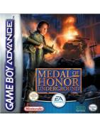 Medal of Honour Underground Gameboy Advance