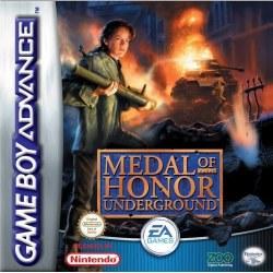 Medal of Honour Underground