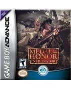Medal of Honour Infiltrator Gameboy Advance
