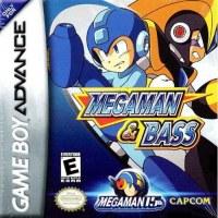 Megaman & Bass Gameboy Advance