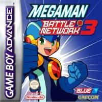 Megaman Battle Network 3 Blue Gameboy Advance